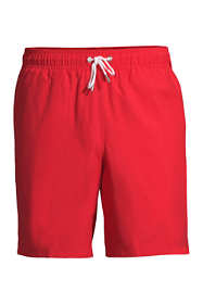 "Men's Big and Tall 8"" Solid Volley Swim Trunks"