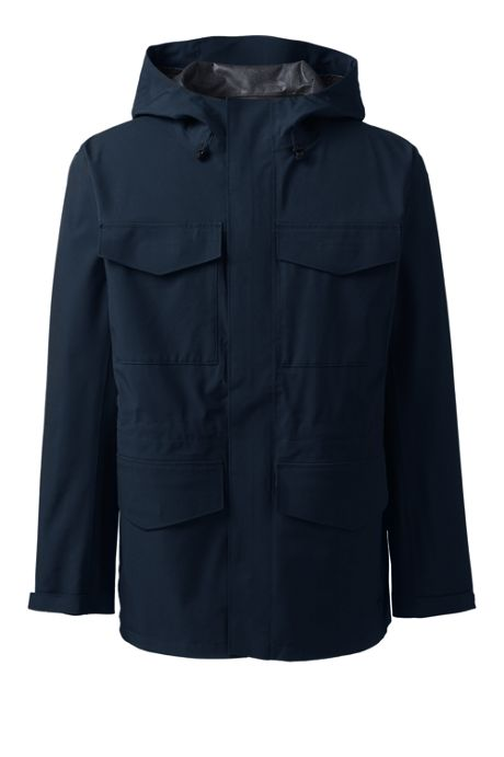 Men's Waterproof Parka