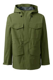 Men's Waterproof Rain Parka