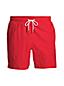 Short de Bain Court Uni, Homme Stature Standard