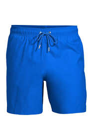 "Men's 6"" Solid Volley Swim Trunks"