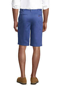 "Men's 11"" Traditional Fit Comfort First Knockabout Chino Shorts, Back"