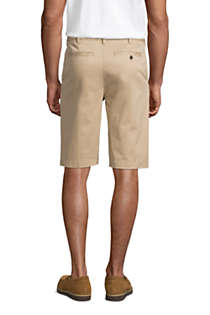 "Men's 11"" Comfort Waist Comfort First Knockabout Chino Shorts, Back"