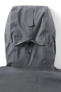 Men's Tall Waterproof Rain Jacket, alternative image
