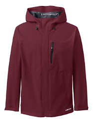 Men's Tall Waterproof Jacket