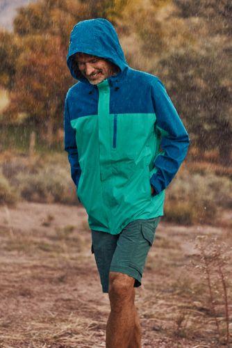 Men's Waterproof Rain Jacket