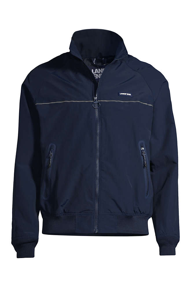 Men's Lightweight Classic Squall Jacket, Front
