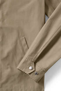 Men's Tall Essential Cotton Jacket, Unknown