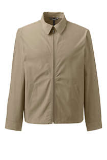 Men's Tall Essential Cotton Jacket, Front