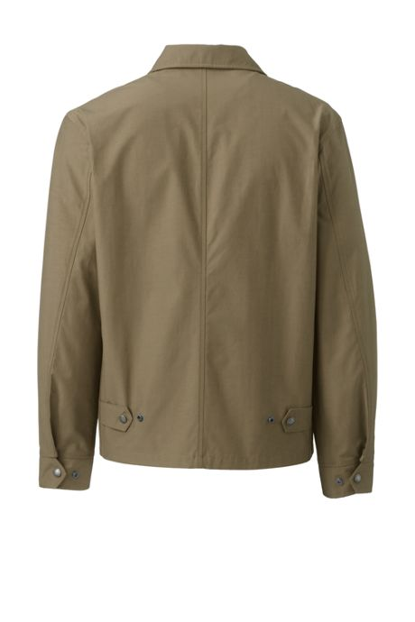 Men's Tall Essential Cotton Jacket
