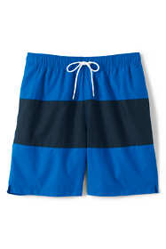 "Men's Big and Tall 8"" Colorblock Volley Swim Trunks"
