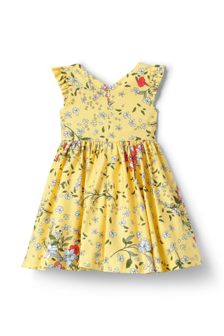 Toddler Girls Easter Dress