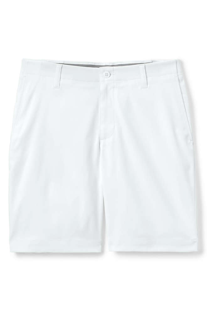 "Men's 9"" Traditional Fit Mi Pro Golf Shorts, Front"