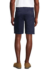 "Men's 9"" Comfort Waist Comfort First Knockabout Chino Shorts, Back"