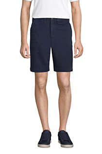 "Men's 9"" Comfort Waist Comfort First Knockabout Chino Shorts, Front"