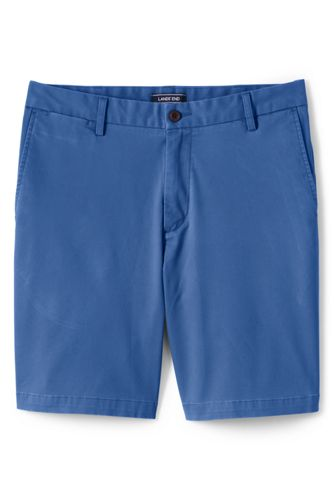 Chino-Bermudas mit Stretch für Herren, Classic Fit