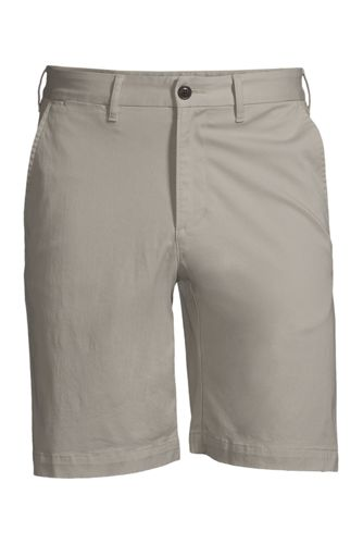 Short Chino Stretch Classique, Homme Stature Standard