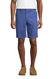Short Chino Stretch Classique, Homme