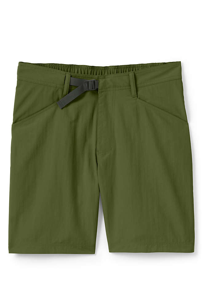 "Men's Big and Tall 8"" Outrigger Quick Dry Shorts, Front"