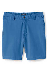 Men's 9 Inch Classic Fit Stretch Knockabout Chino Shorts