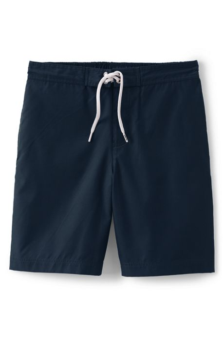 Men's Solid Board Shorts
