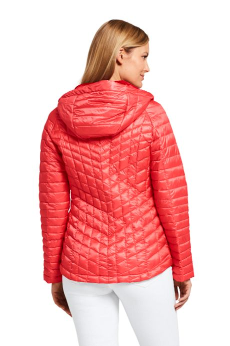 Women's Ultralight Packable Insulated Jacket