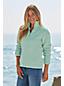 Women's Soft Sherpa Fleece Half Zip Top