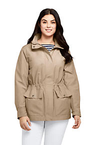 06d2b77d6db42 Women s Plus Size Lightweight Cotton Jacket