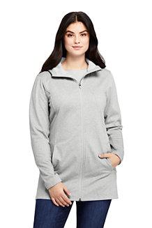 32f0eeb55f5 Women s Cotton Rich Water Resistant Fleece Coat