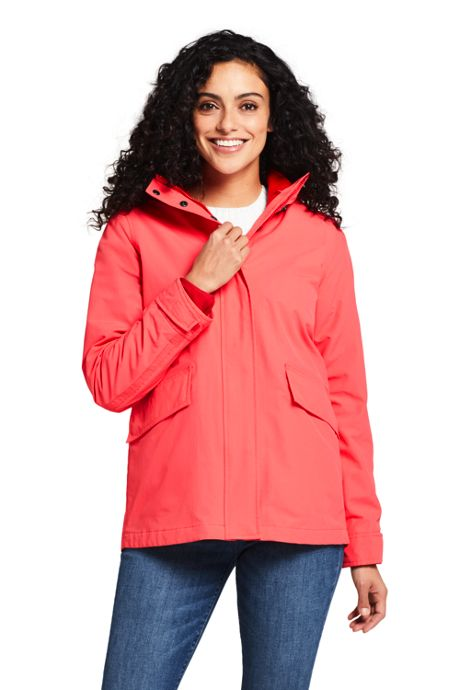 Women's 3 in 1 Squall Rain Jacket