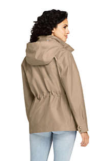 Women's Lightweight Cotton Jacket, Back