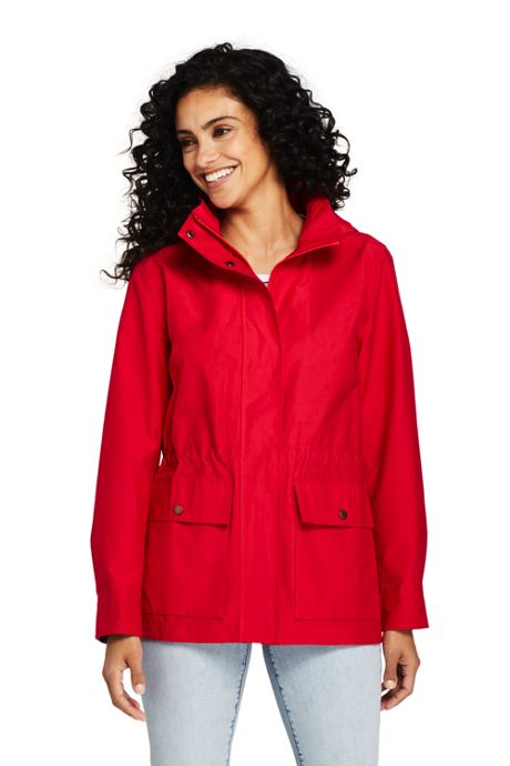 Women's Petite Lightweight Cotton Jacket