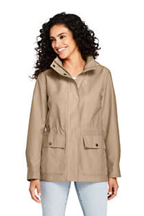 Women's Lightweight Cotton Jacket, Front