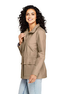 Women's Lightweight Cotton Jacket, Unknown