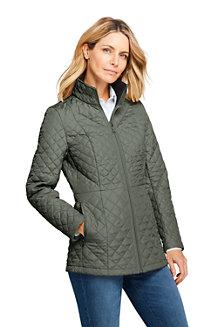 2a5bfdea233 Women s PrimaLoft Packable Long Jacket