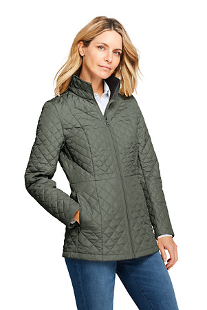 994be2e6119 Veste Longue Compressible Primaloft
