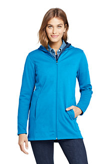 Wasserabweisende Fleece-Jacke für Damen