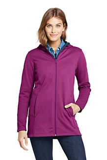 Women's Cotton Rich Water Resistant Fleece Coat