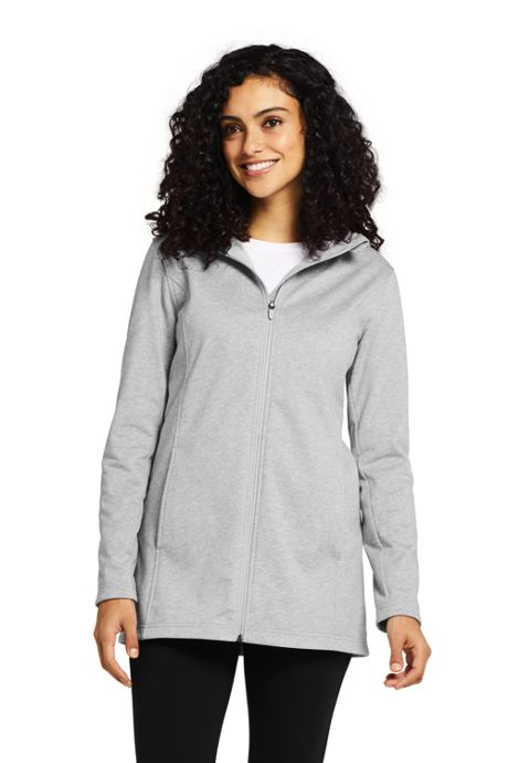 Women's Water Resistant Fleece Coat