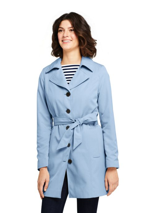 Women's Lightweight Trench Coat