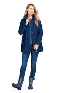 Women's Classic Squall Raincoat, alternative image