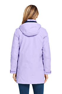 Women's Classic Squall Raincoat, Back