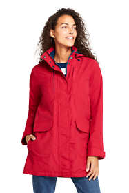 Women's Petite Classic Squall Raincoat