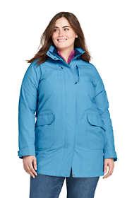 Women's Plus Size Classic Squall Raincoat
