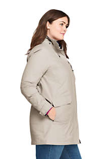 Women's Plus Size Classic Squall Raincoat, alternative image