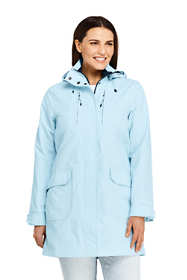 Women's Plus Size Lightweight Squall Raincoat