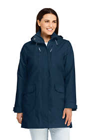Women's Plus Size Lightweight Squall Raincoat