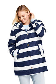 Women's Plus Size Classic Raincoat Pattern