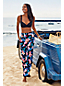 Haut de Bikini Beach Living Twisté Uni, Femme Stature Standard