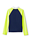 Girls' Long Sleeve Graphic Rash Vest